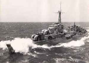 Athabaskan 1944