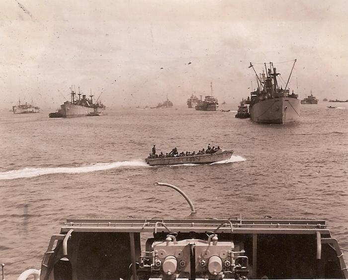 forming convoy 11