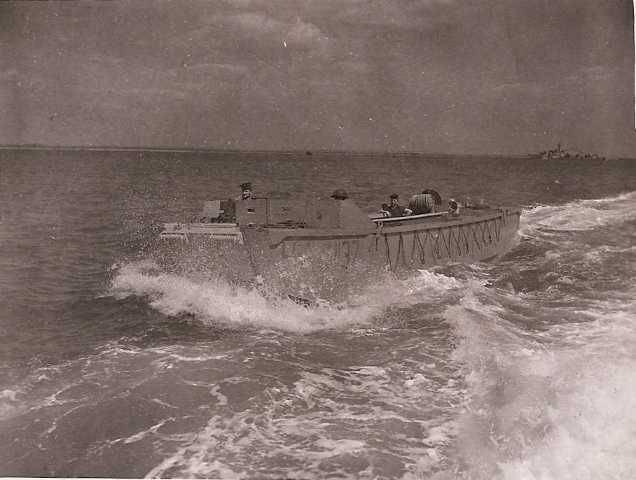 small landing craft