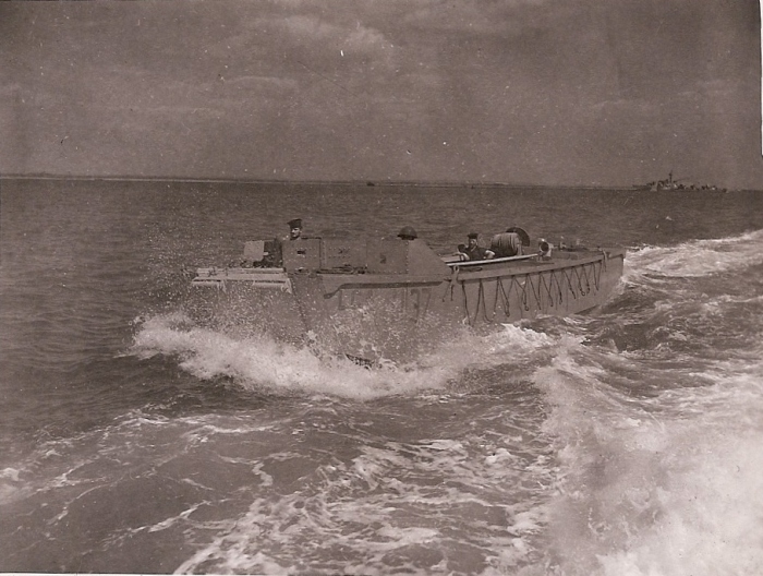 small landing craft