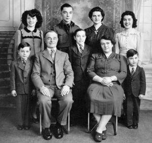 famille d'Henri Richard