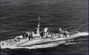 HMCS Dawson 1