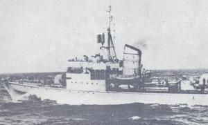 T 23 torpedo boat