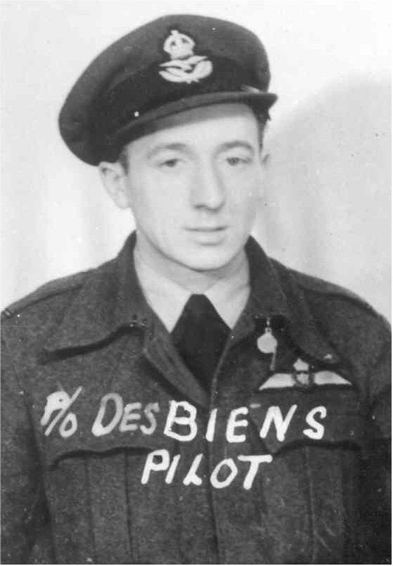 Desbiens, Jean-Jacques Lieutenant d'aviation  2079285_1