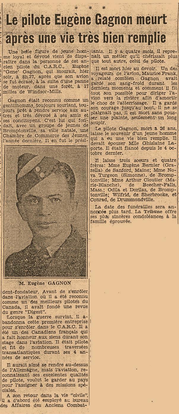 Eugene Gagnon 1