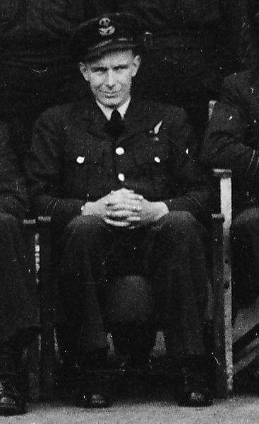 Flight Officer R. Harris