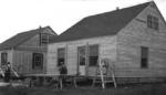 Trois-Rivières Wartime House construction 1942