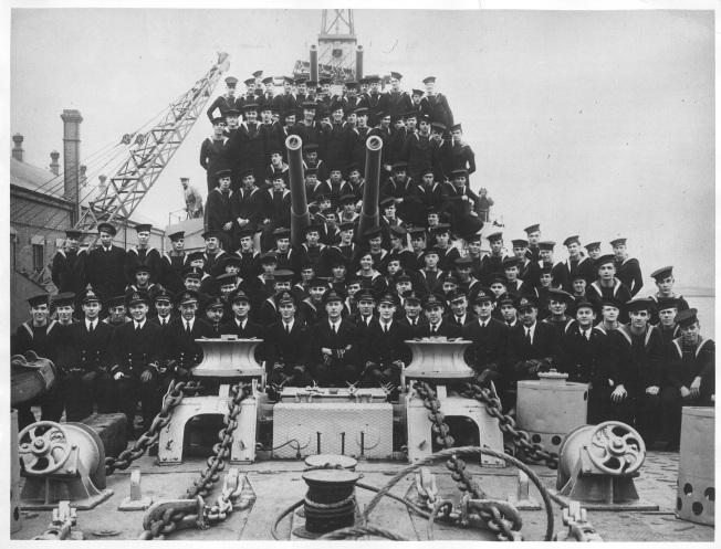 Athabaskan April 1944
