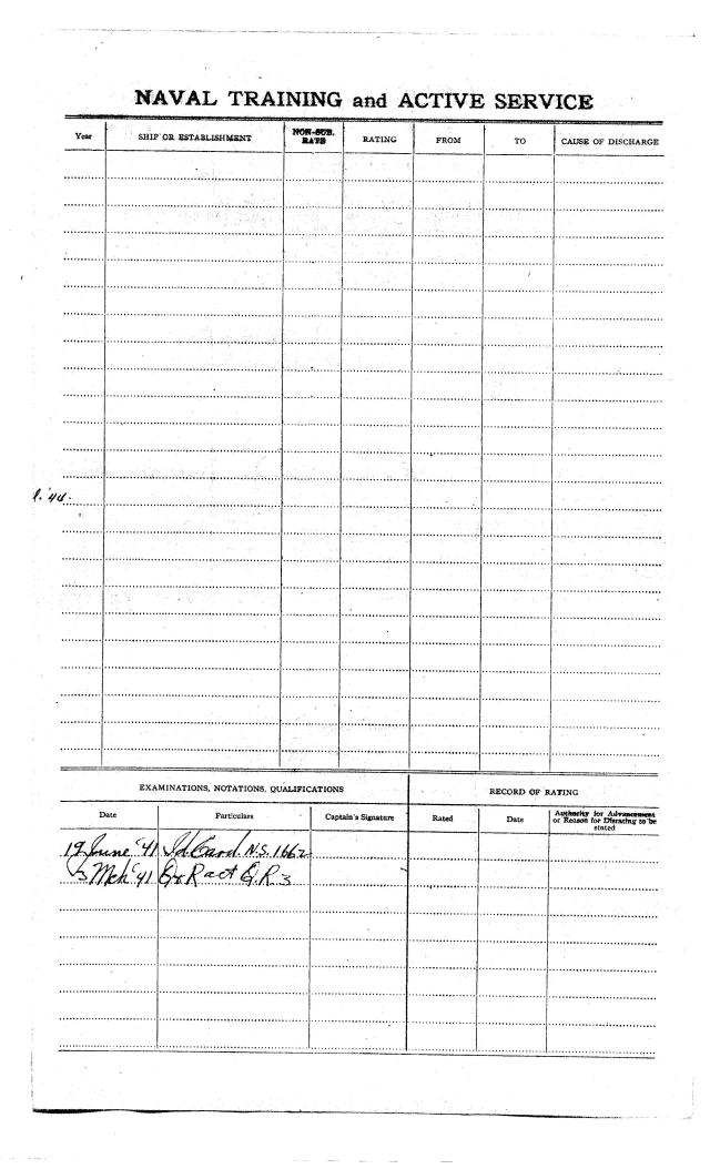 Certificate of Service page 3