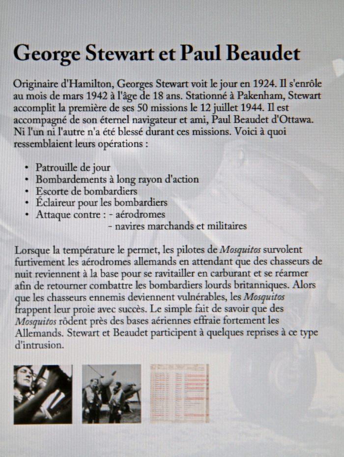 George Stewart et Paul Beaudet