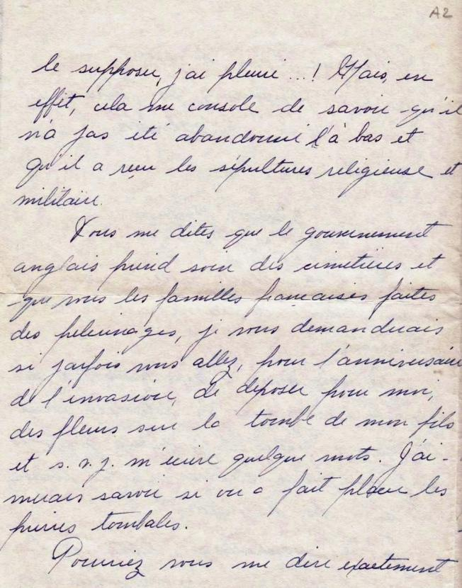 Lettre A2