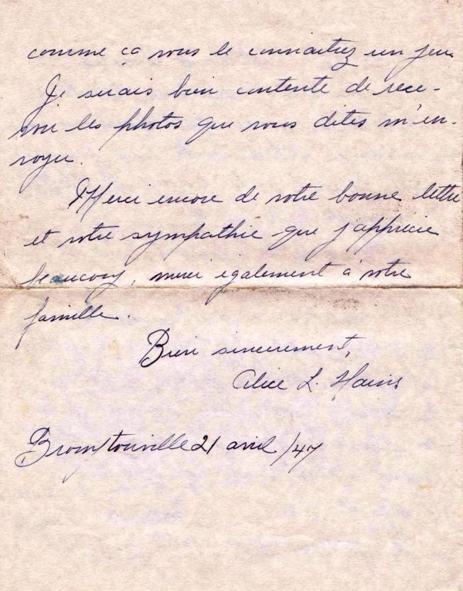Lettre A4