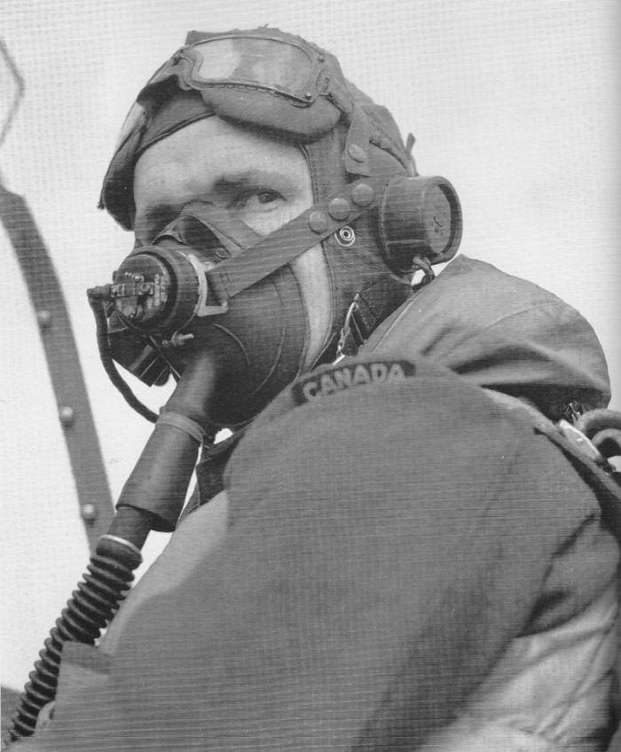 Georges Nadon 122 Squadron
