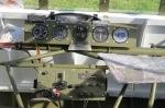 vue du tableau de bord d'un planeur américain