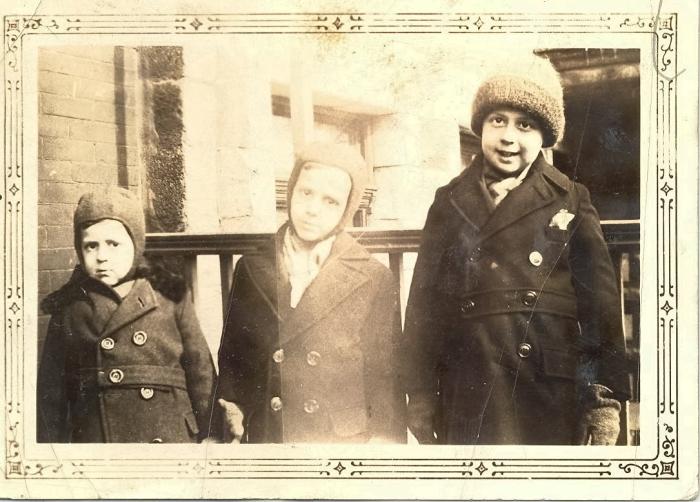 Pierre, Jacques et Jean