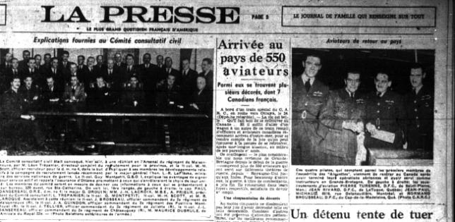 La Presse 1944-11-28