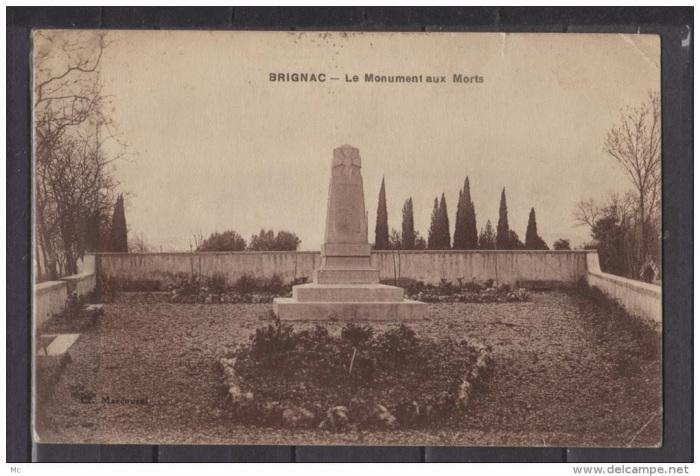Monument aux Morts - Delcampe