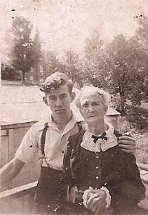 Odélie Trudel et Marcel Bergeron