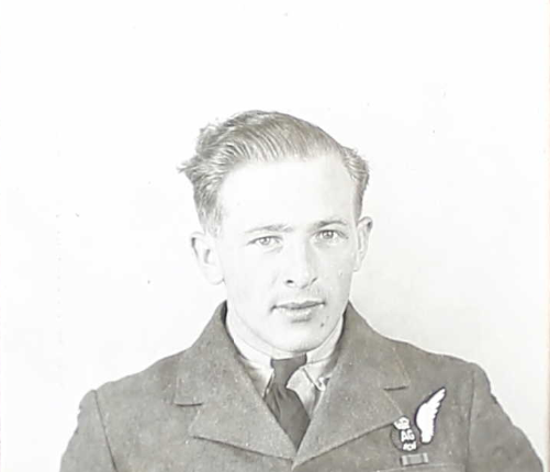 Flight Sergeant William Holowaty's LastWords